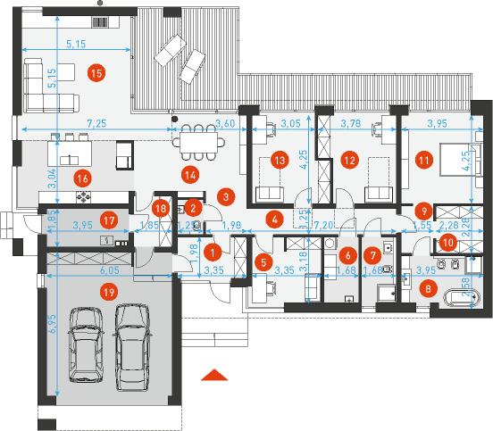 Первый этаж 1